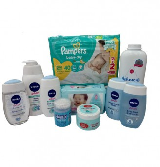 Baby Grooming and Hygiene Set