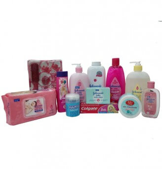 Girls Personal and Grooming Set