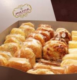 ASSORTED SWEET AND SAVORY BREADS