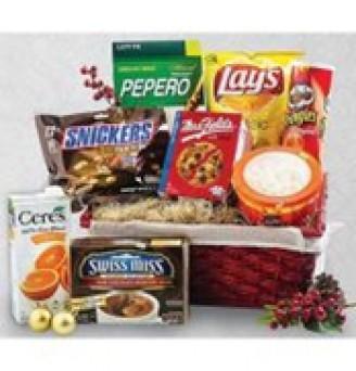 Santa's Snackbox