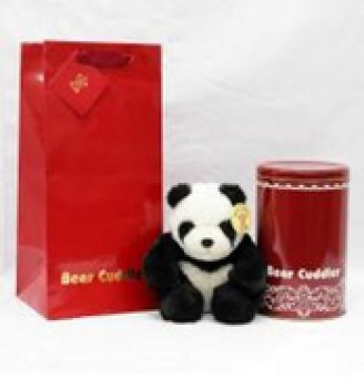 11 Inches Panda Plush Toy