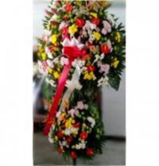 2 Layer Funeral Flowers