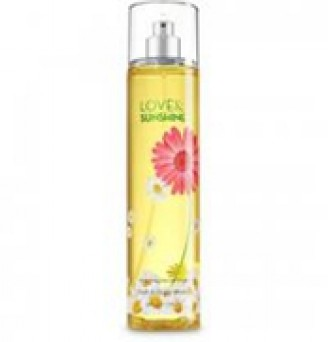 Love and Sunshine Mist by Bath and Body Works