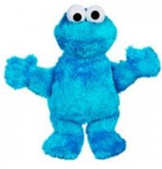 Playskool Let's Cuddle Cookie Monster