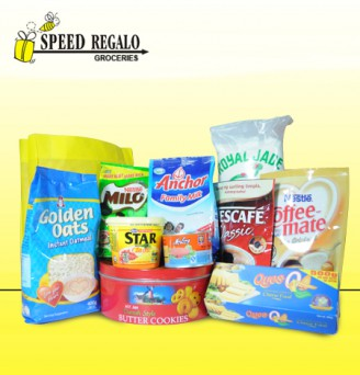 Breakfast Basic Package (Pang-almusal)