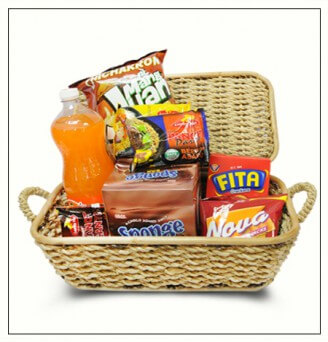 Pinoy Snack Package