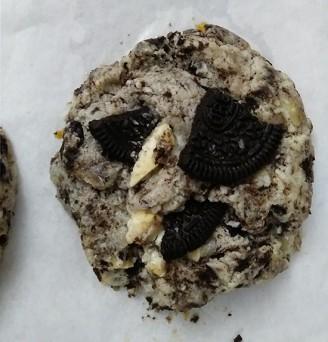 Oreo Creamcheese Cookies