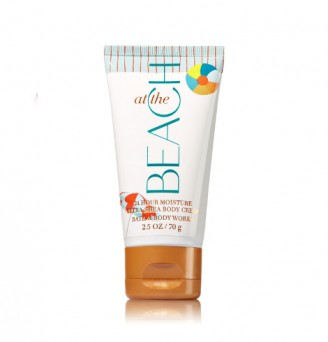 AT THE BEACH Travel Size Body Cream