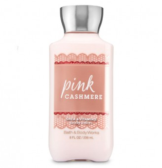 PINK CASHMERE Body Lotion by Bath and Body Works