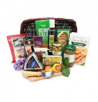 Hearty Snack Basket