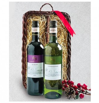 Red and White Wine set