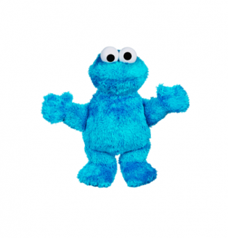 Playskool Let's Cuddle Cookie Monster