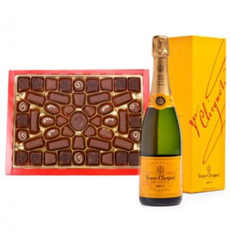 Veuve and Chocolate